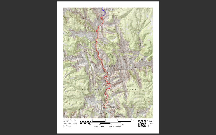 zion-narrows-map-day-2